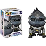 Overwatch Funko POP! 93006 Winston Vinyl Figure, 6-Inches