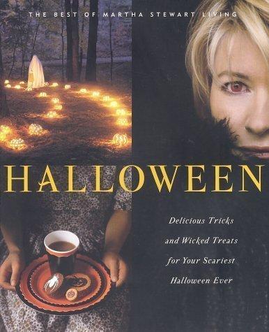 Halloween: The Best of Martha Stewart Living by Martha Stewart (2001-06-01) -