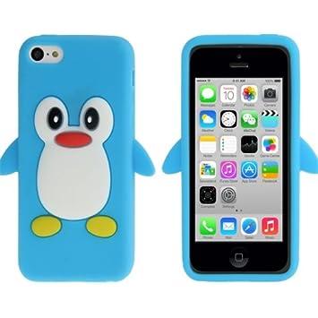 coque pingouin iphone 5