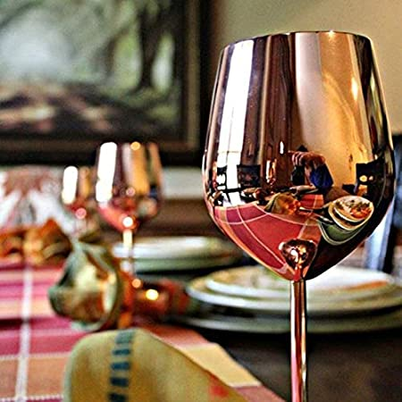 Copas De Champán, Tazas, Regalos Copas De Vino Copas De Vino Tinto, 500 Ml Copa De Bebida De Jugo De Grado Alimenticio Vajilla De Fiesta Inastillable Herramientas De Cocina