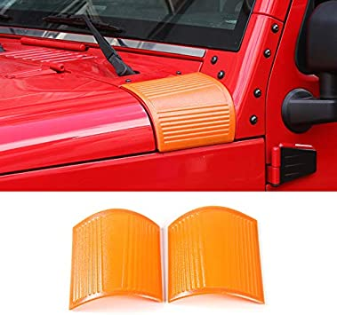 MINGLI Durable ABS Cowl Body Armor for 2007-2016 Jeep JK Wrangler Unlimited Black ABS Plastic Cowl Side Body Armor For Jeep Wrangler JK Rubicon Sahara Jk