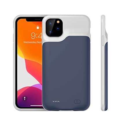 Amazon.com: Funda de batería para iPhone 11 Pro, Anyos ...