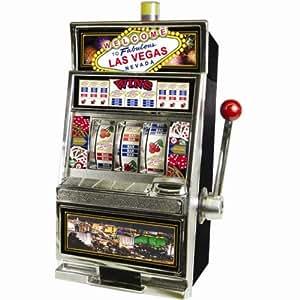 Amazon.com: Las Vegas Slot Machine by Pachi Paradice: Toys & Games