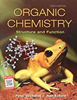 Organic Chemistry: Structure and Function, 8th Edition Front Cover
