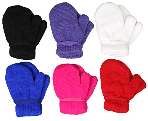 insulated kids gloves - 8