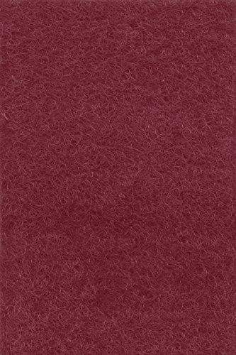 Coverking Custom Fit Dashcovers for Select Ford Mustang Models - Poly Carpet (Red)