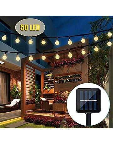 Amazon Co Uk Outdoor String Lights