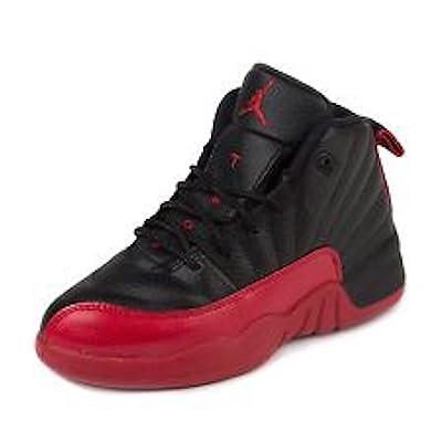 best sneakers a14c7 7b540 Nike Kids Jordan Retro 12-151186-002 Size 2.5 [5KvYY1109458 ...