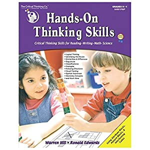 Paperback Building Thinking Skills Hands-on Primary Book