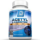 Best Acetyl-l-carnitines - BRI Nutrition Acetyl l-Carnitine - 180 Count 500mg Review