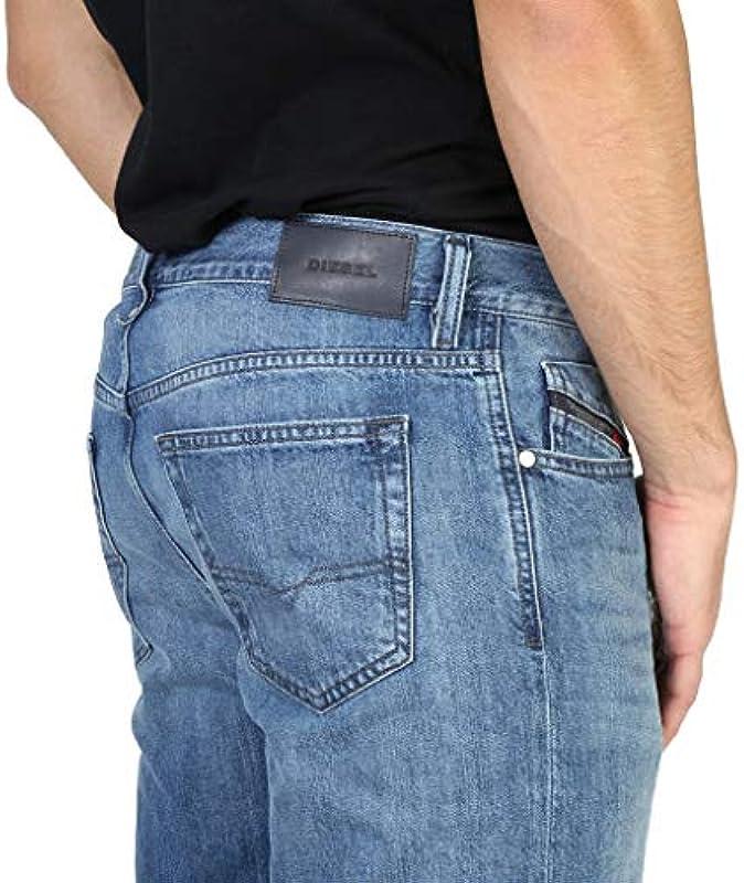 Diesel MHARKY Jeans Męskie Blau / 080ag - DE 42 (US 32/32) - Slim Fit Jeans: Odzież