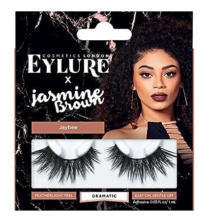 c033c31562d Amazon.com : Eylure Jasmine Brown, Curly Queen : Beauty