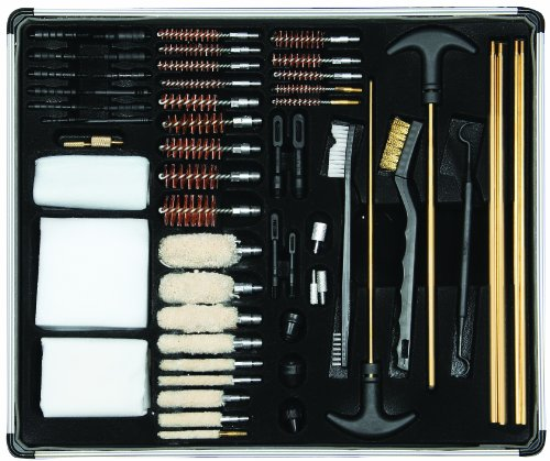 Details for Allen Company Ultimate Gun Cleaning Kit(60 Pieces) for Rifles, Shotguns, Handguns/Pistols from The Allen Company