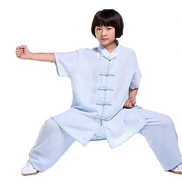 XIAOLY Artes Marciales Chinas Tai Chi Ropa Uniforme Kung Fu ...