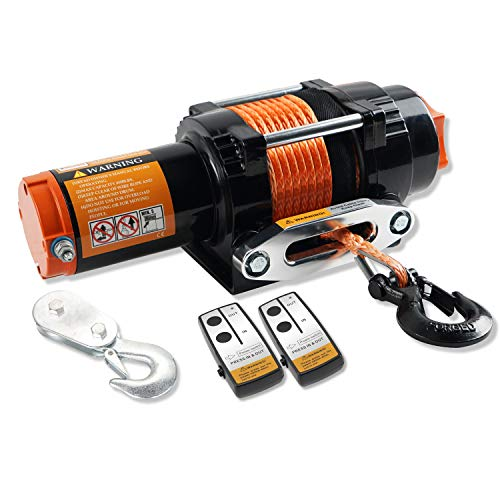 ORCISH 12V Waterproof 4500lb