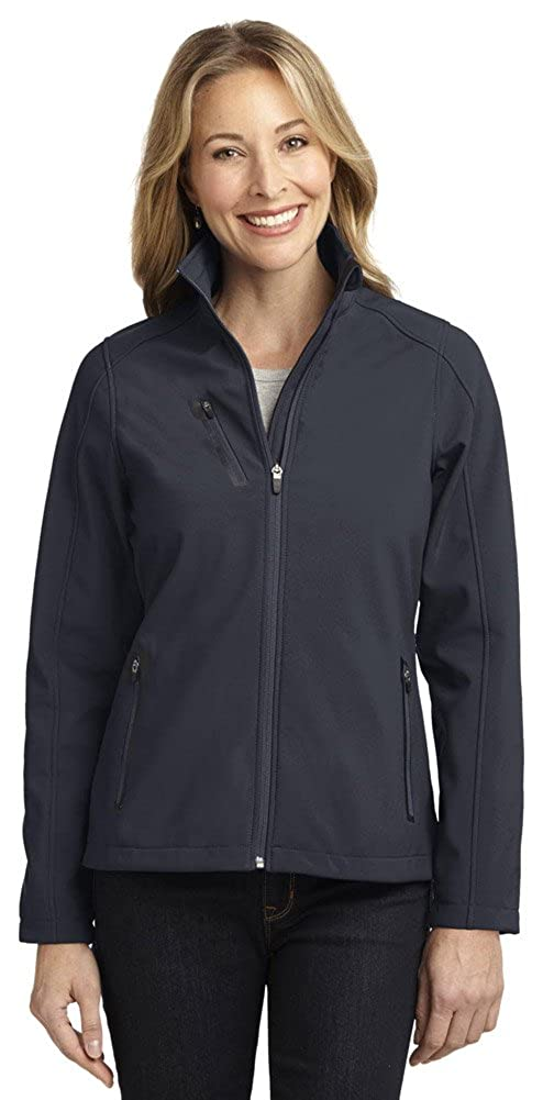 Port Authority Ladies Welded Soft Shell Jacket