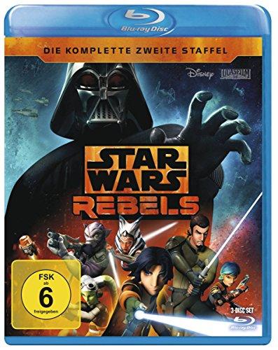 Star Wars Rebels - Die komplette zweite Staffel [Blu-ray]