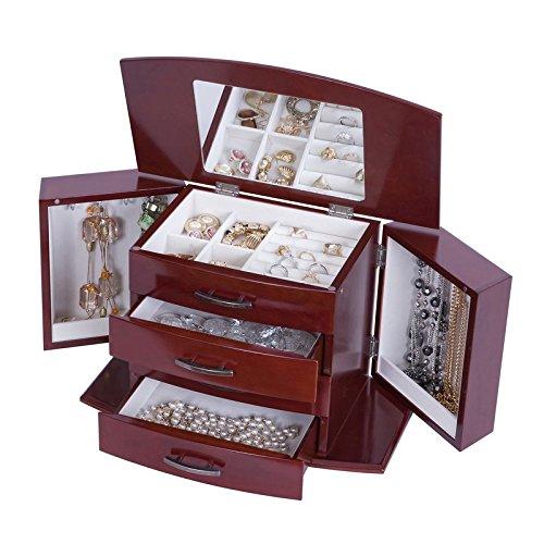 Sutton Upright Jewelry Box