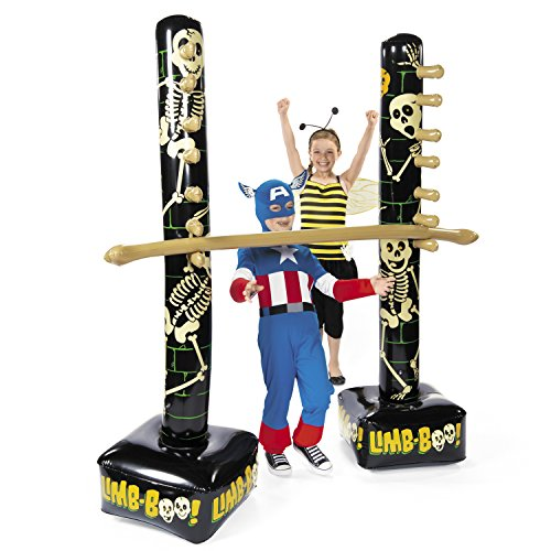 Inflatable Limbo Kit - Vinyl Inflatable Halloween Limbo Kit, 5' Tall