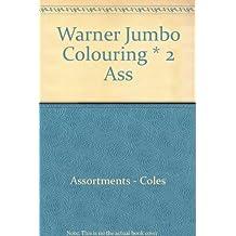 Warner Jumbo Colouring * 2 Ass