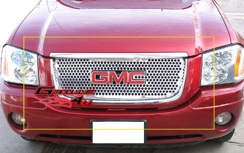 03 04 Gmc Envoy Grille - 4