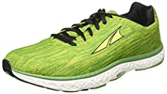 Take a run and unleash your alter-Ego™ with the sleek Altra® Escalante shoe! Engineered knit upper for a sock-like fit and flexible feel. Designed to improve natural foot positioning, walking form, toe splay, and comfort. FootShape™ toe box ...