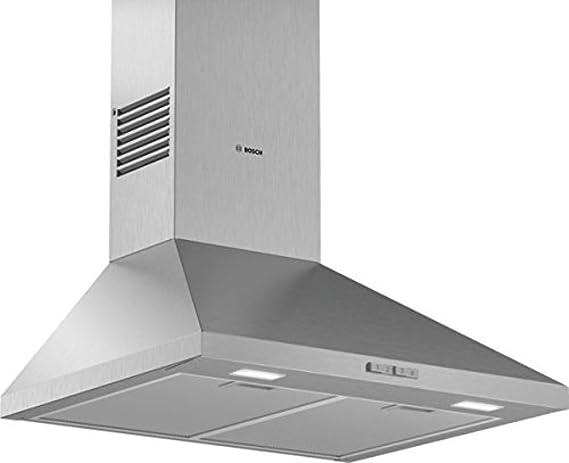 Bosch DWP66BC50 - Campana (570 m³/h, Canalizado, A, A, C, 69 dB ...