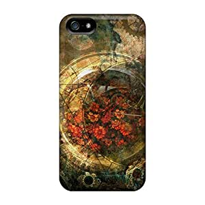 Bernardrmop Fashion Protective Steampunk Collage Case Cover For Iphone 5/5s