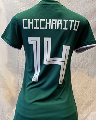 huge selection of a1bc2 4e8b0 New! Ladies Chicharito Mexico National Team Generic Replica ...