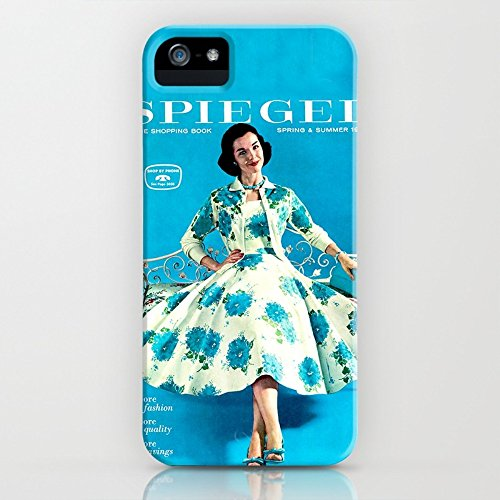 Price comparison product image Society6 1958 Spring/Summer Spiegel Catalog Slim Case iPhone SE