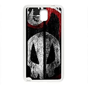 Creative Skull graffitti Cell Phone Case for Samsung Galaxy Note3