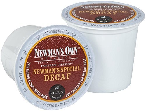 Newman's Own Organics Special Blend Decaf - 18 Count by Newman's - S.a Special