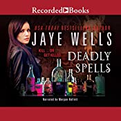 Deadly Spells: Prospero's War, Book 3 | Jaye Wells