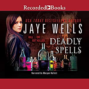 Deadly Spells Audiobook