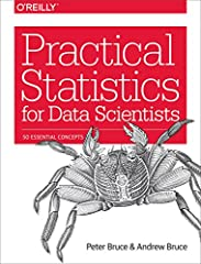 Statistical methods are a key part of of data science, yet very few data scientists have any formal statistics training. Courses and books on basic statistics rarely cover the topic from a data science perspective. This practi...