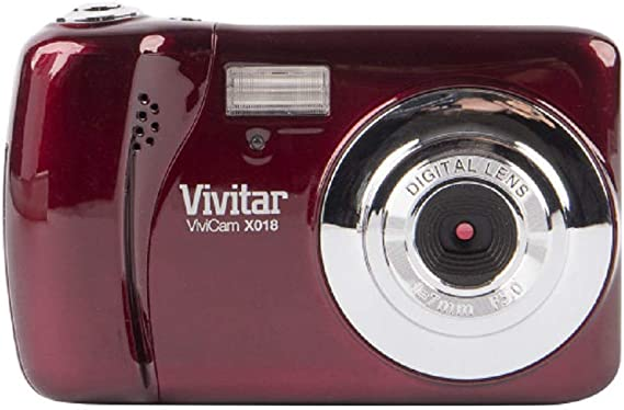Vivitar VX018 Selfie Cam Digital Camera