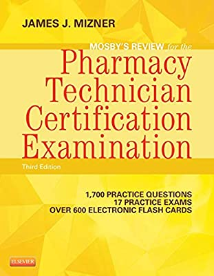 Mosby S Review For The Pharmacy Technician Certification