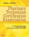 img - for Mosby's Review for the Pharmacy Technician Certification Examination (Mosby's Reviews) book / textbook / text book