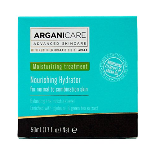 Arganicare Argan Oil Nourishing Hydrator, 1.7 Fluid Ounce