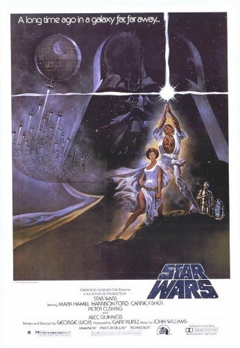 Star Wars POSTER Movie