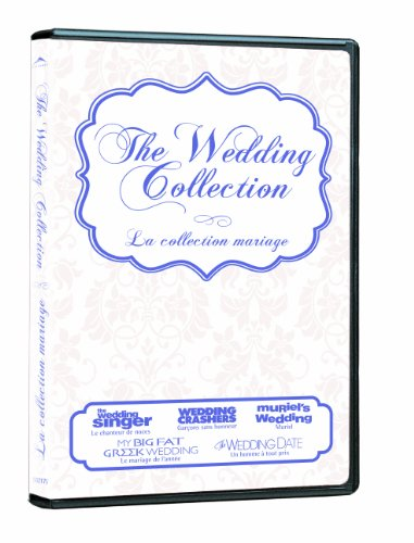 The Wedding Collection (Wedding Singer/Wedding Crasher/Muriel's Wedding/My Big Fat Greek Wedding/Wedding Date)
