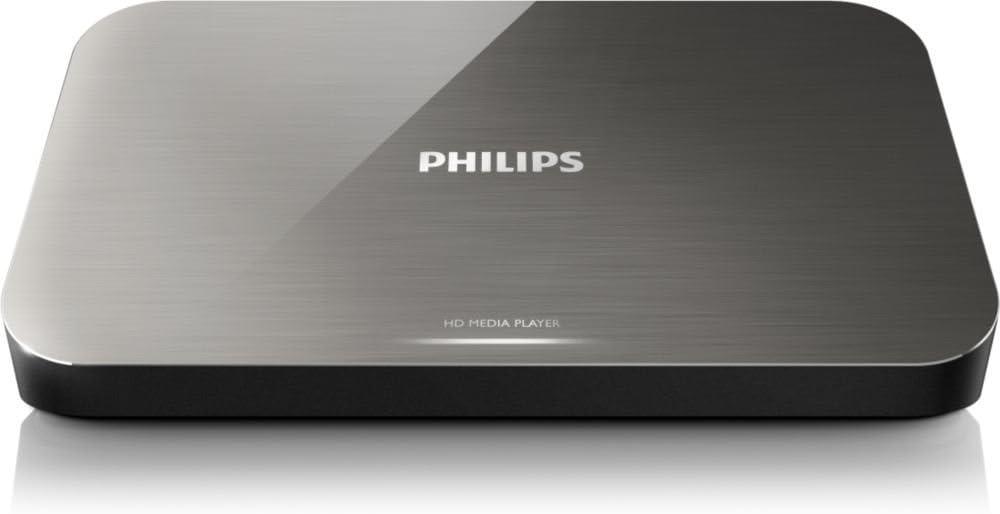 Philips Hmp700112 - Reproductor multimedia HD, Net TV, Wi-Fi integrada, USB 2.0: Amazon.es: Informática