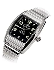 Xezo for Unite4:good Incognito Mens Automatic Watch,Swiss Sapphire, Citizen Movement, 10 ATM,Retro