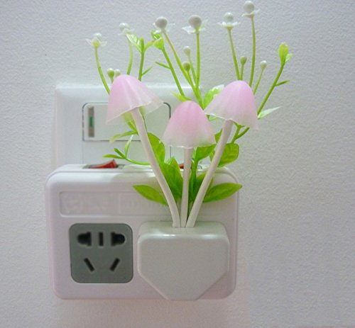 adorable-night-light-multi-color-auto-change-led-lights-plug-in-decor-lovely-aquatic-plants-on-wall