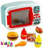 Best kid turntable - Kiddie Play Pretend Play Electronic Toy Microwave Review