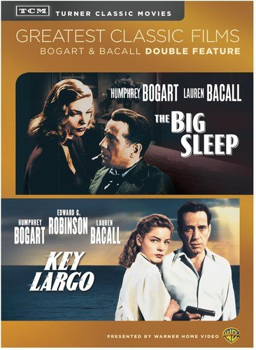TCM Big Sleep, The / Key Largo (DVD)(DBFE)