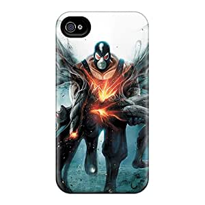 Scratch Protection Hard Phone Cover For Iphone 6 With Custom Attractive Bane I4 Series MansourMurray