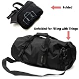 Foldable Duffel Bag, Mestart Waterproof Travel