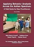 Applying Behavior Analysis Across the Autism Spectrum