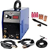 DALISHI TIG/MMA/ARC/STICK Welder 2 in 1 2in1 Stainless/Carbon Steel Welding Machine Double Voltage 220V/110V Welding Machine ITS200